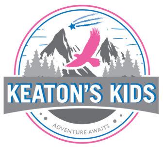 Keaton's kids logo