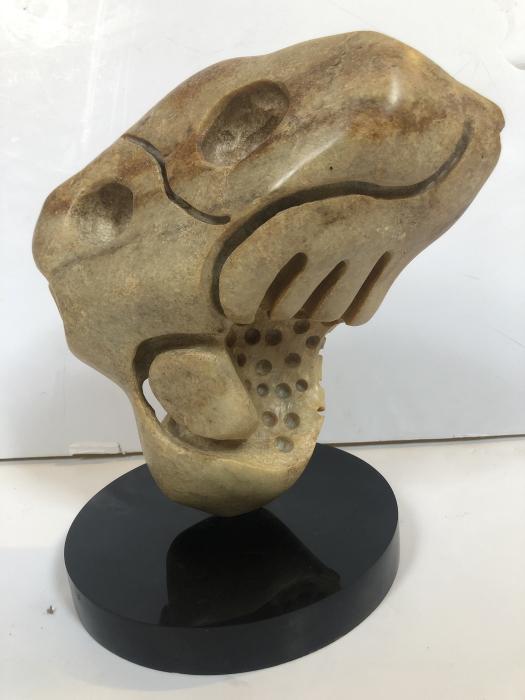 Abrams sculpture
