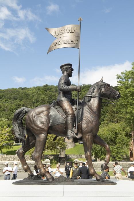 west point statue