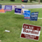 Fishkill election signs
